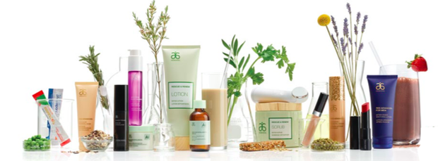 Arbonne Plant Based Products