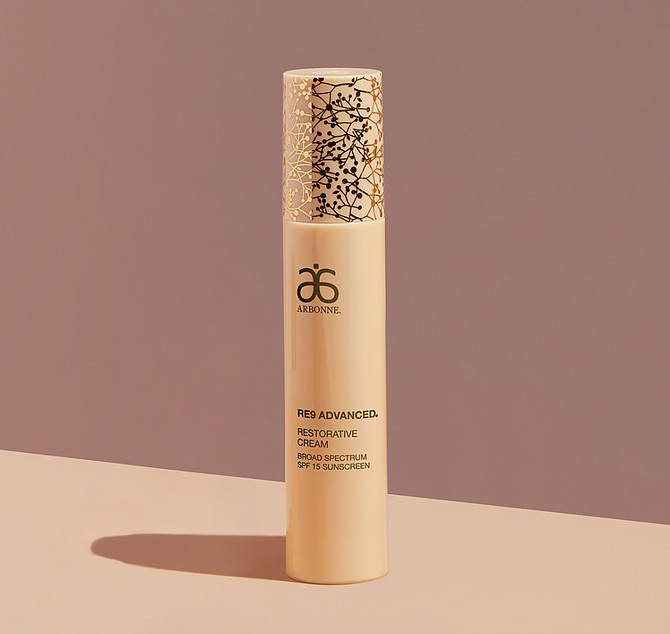 RE9 Advanced Restorative Cream - SPF 15 Sunscreen