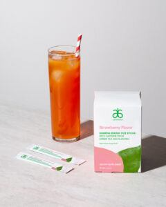 Arbonne Strawberry Fizz Sticks