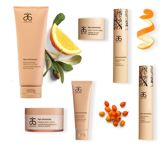 Arbonne RE9 Advanced - Collection