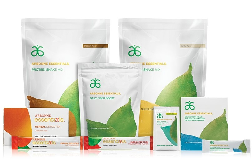 Arbonne's 30 Days to Healthy Living Kit