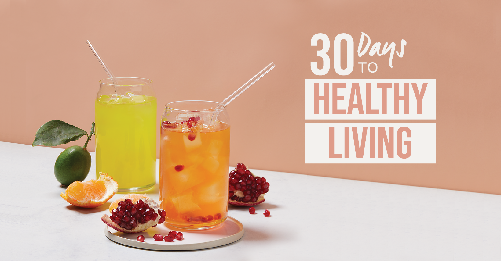 Arbonne's 30 Day to Healthy Living