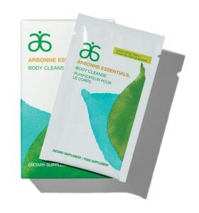 Arbonne Body Cleanse