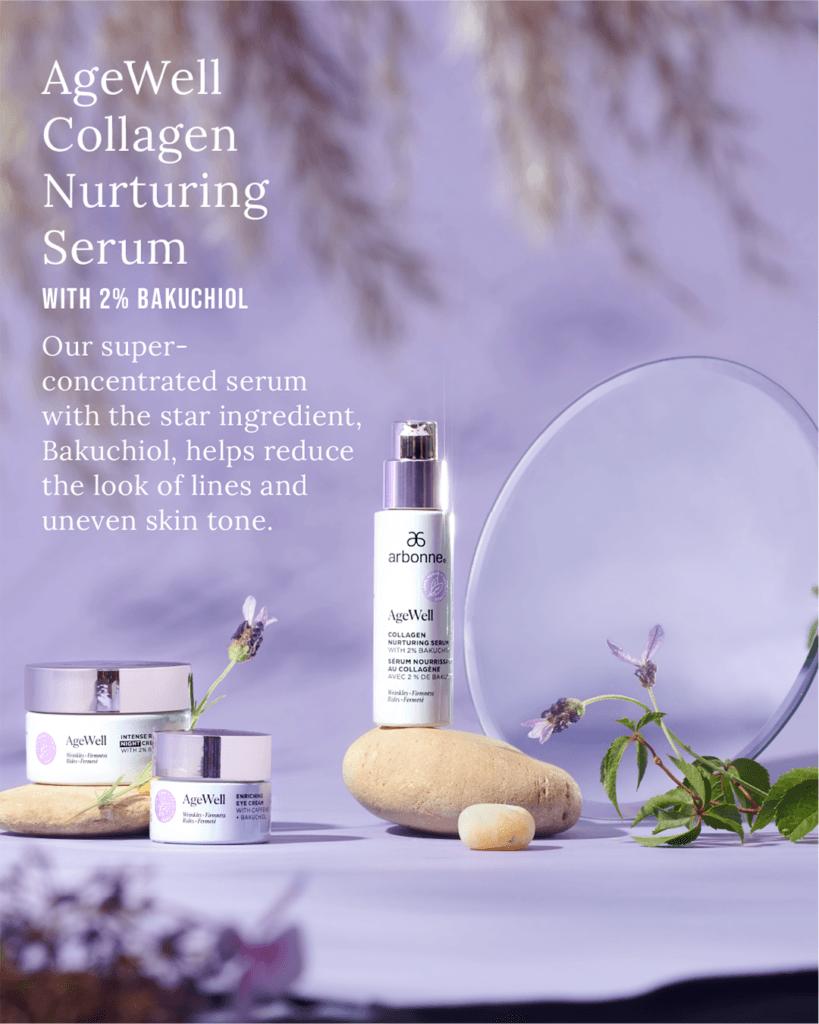 Arbonne AgeWell Collagen Nurturing Serum